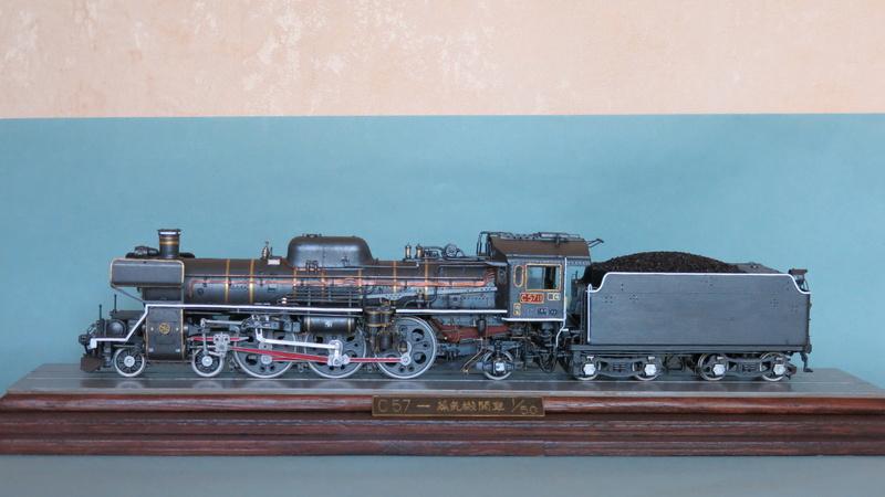 Locomotive C 57 de la JNR Img_8455