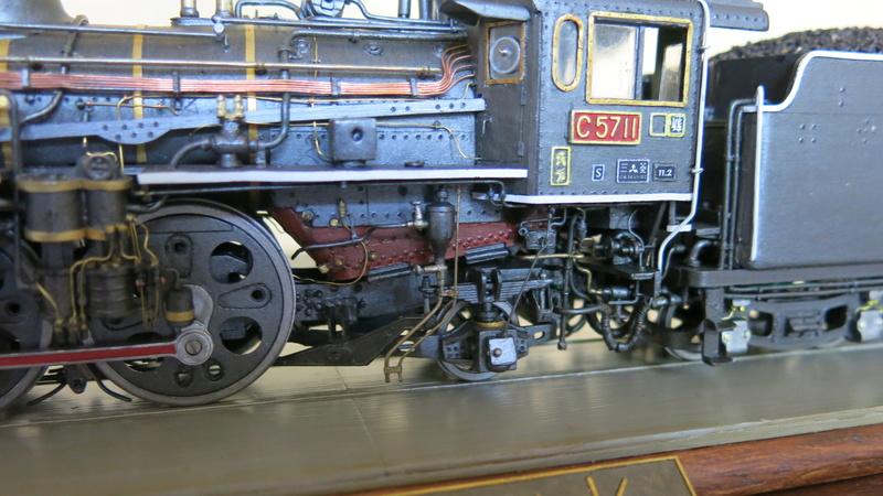 Locomotive C 57 de la JNR Img_8456