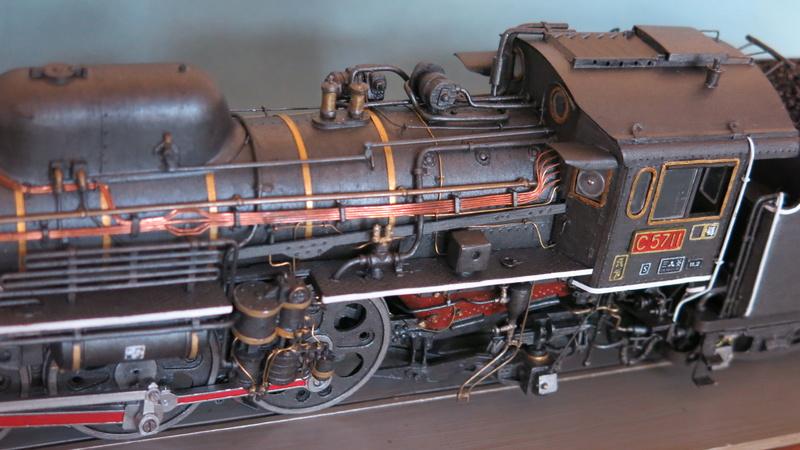 Locomotive C 57 de la JNR Img_8460