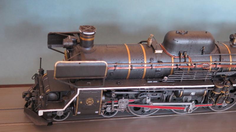 Locomotive C 57 de la JNR Img_8461