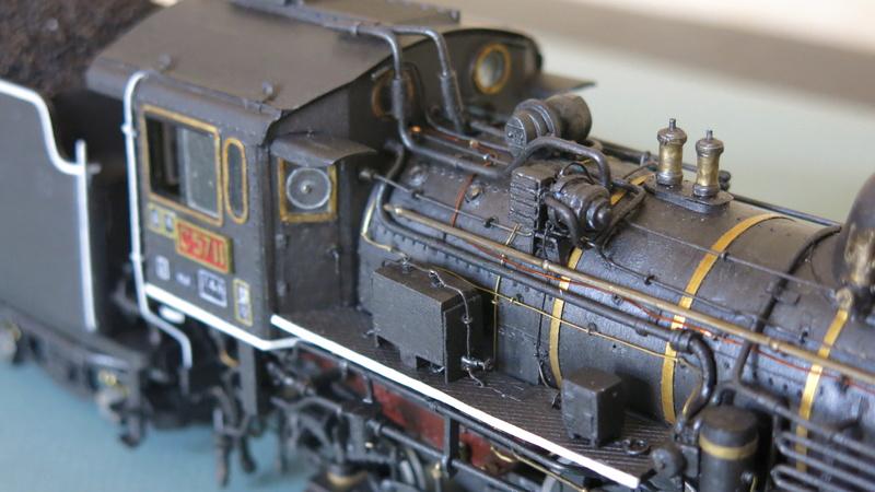 Locomotive C 57 de la JNR Img_8466