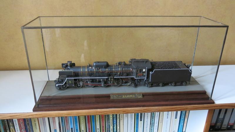 Locomotive C 57 de la JNR  - Page 2 Img_8531