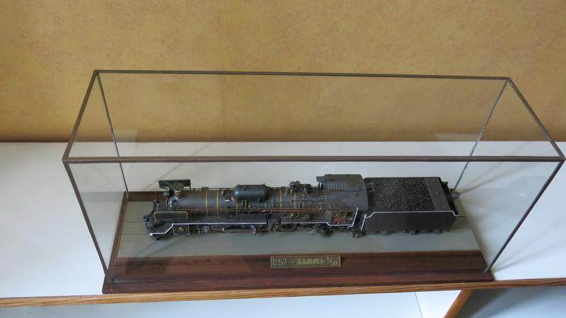 Locomotive C 57 de la JNR  - Page 2 Img_8534