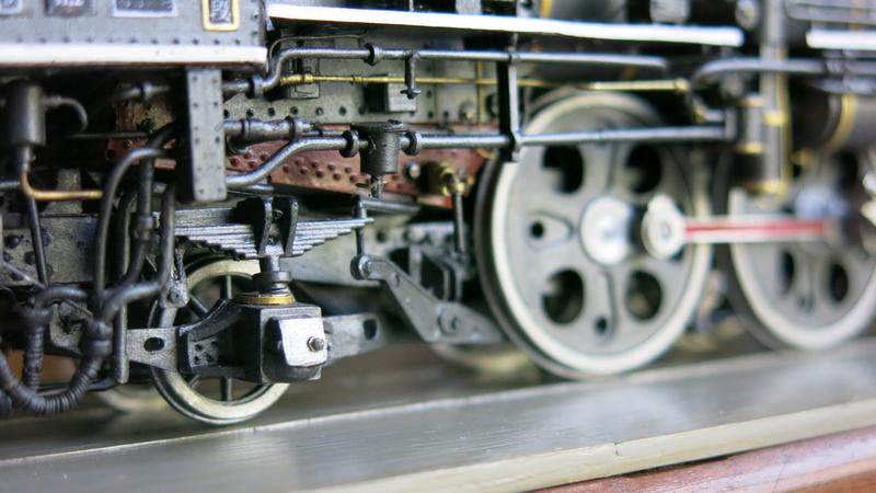 Locomotive C 57 de la JNR Img_8542