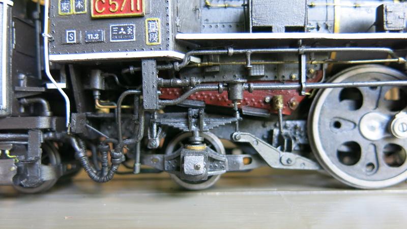 Locomotive C 57 de la JNR Img_8544