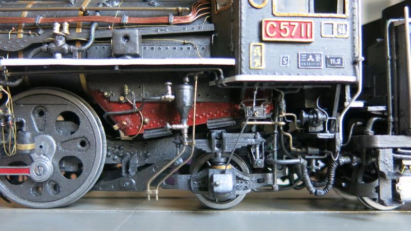 Locomotive C 57 de la JNR Img_8551