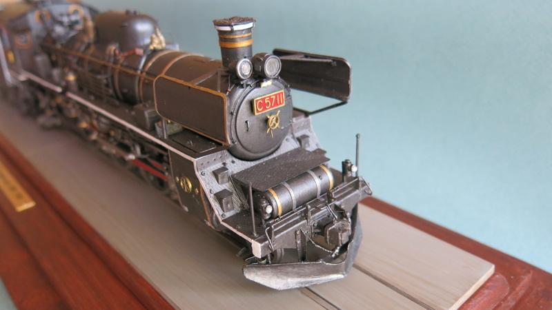 Locomotive C 57 de la JNR Img_8552
