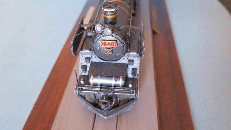 Locomotive C 57 de la JNR Img_8553