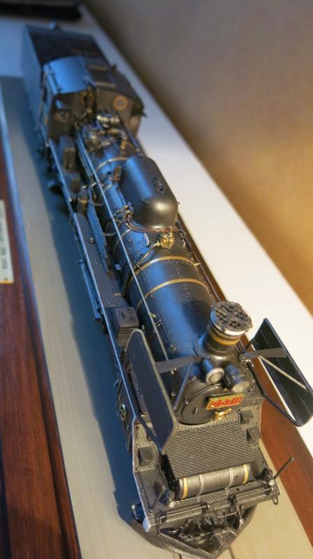 Locomotive C 57 de la JNR Img_8557