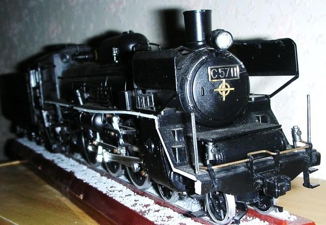 Locomotive C 57 de la JNR  M_imag10
