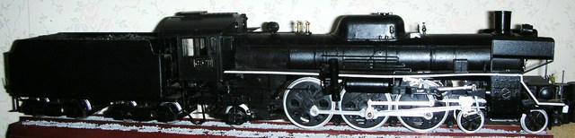 Locomotive C 57 de la JNR  M_imag11