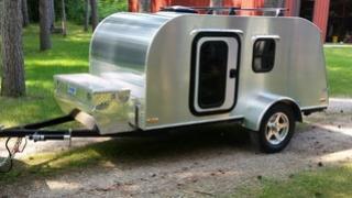 RetroRide Teardrop Campers and Teardrop Trailers 10-810