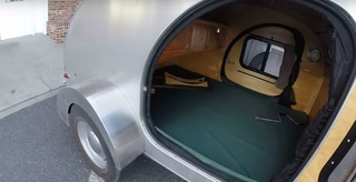Take an in-depth tour of the Camp-Inn teardrop: It's packed full of clever features 3c480110