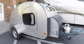 Take an in-depth tour of the Camp-Inn teardrop: It's packed full of clever features 5e77e110