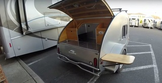 Take an in-depth tour of the Camp-Inn teardrop: It's packed full of clever features 86d59310