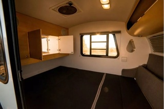 Upscale teardrop trailer is a tiny home on the go - Curbed Captur25