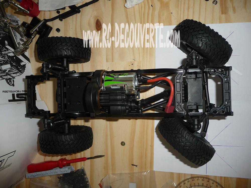 Montage MST CMX Kit : Jeep & Hummer - Page 3 01-mst10