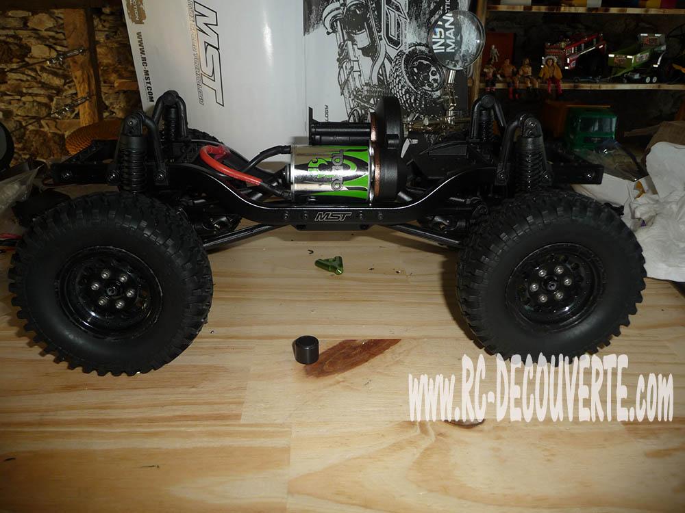 Montage MST CMX Kit : Jeep & Hummer - Page 3 01-mst11