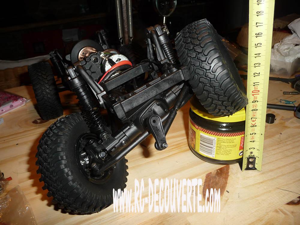 Montage MST CMX Kit : Jeep & Hummer - Page 3 01-mst15
