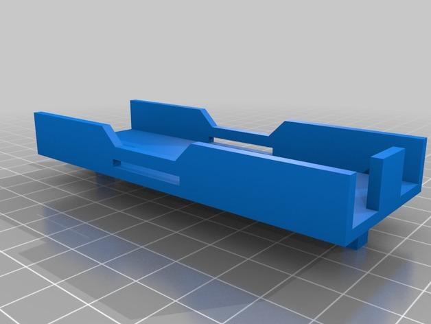 Support de Batterie 3D ou Support d'Accus 3D pour Scale et Crawler 1/10 015