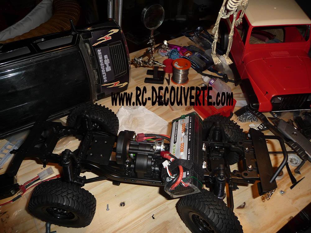 Montage MST CMX Kit : Jeep & Hummer - Page 4 02-aju12