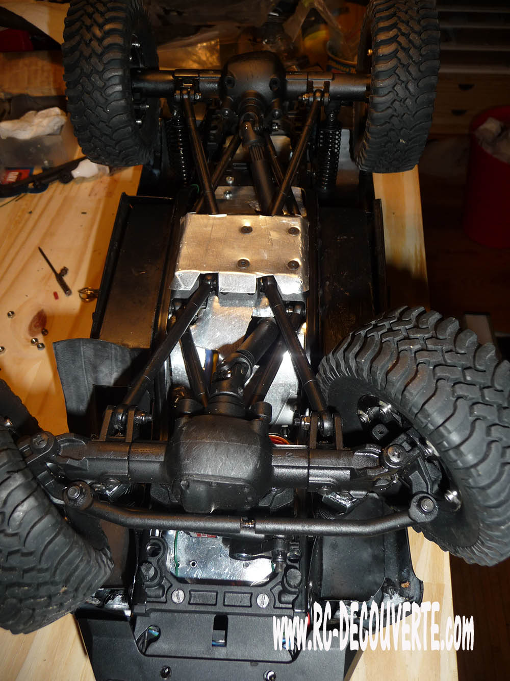 Montage MST CMX Kit : Jeep & Hummer - Page 6 02-mst18