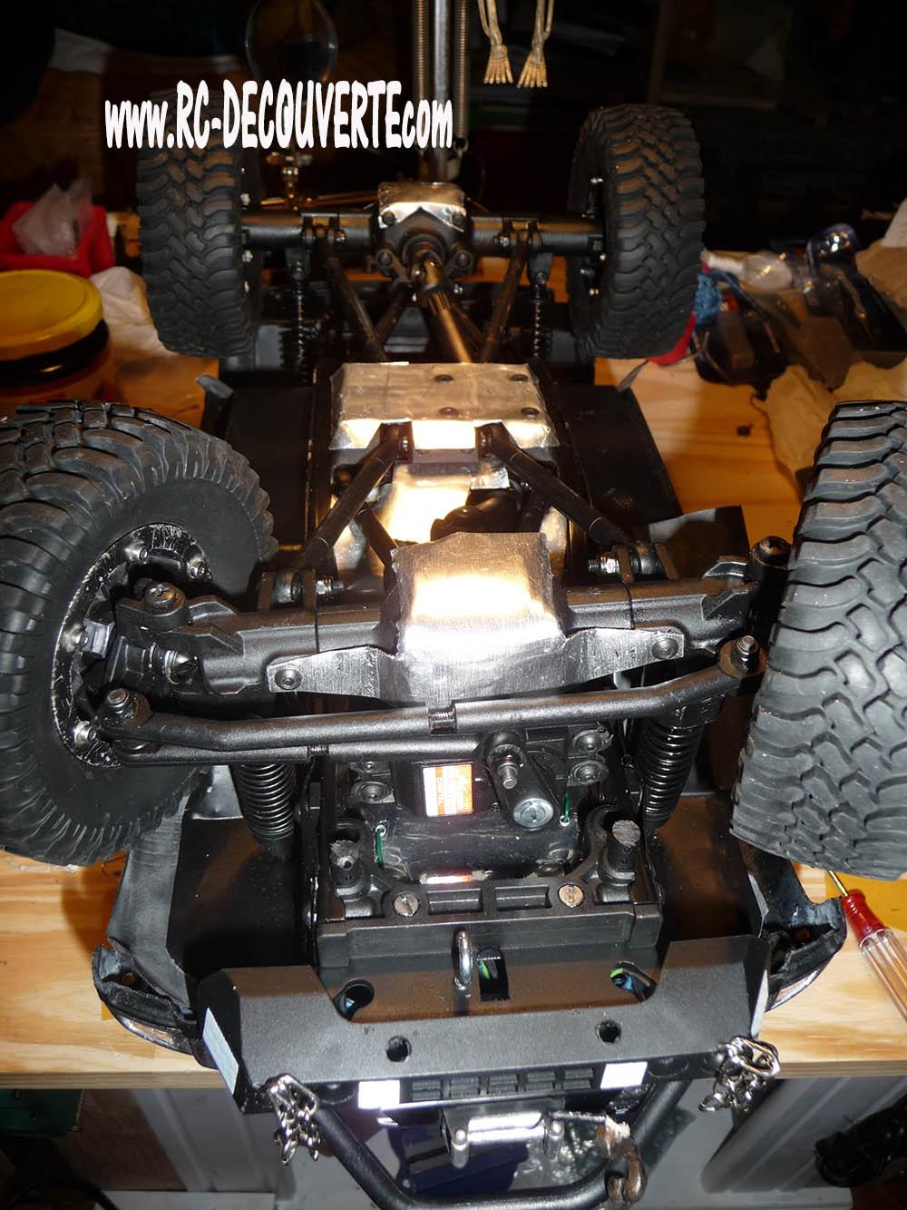 Montage MST CMX Kit : Jeep & Hummer - Page 6 02-mst20
