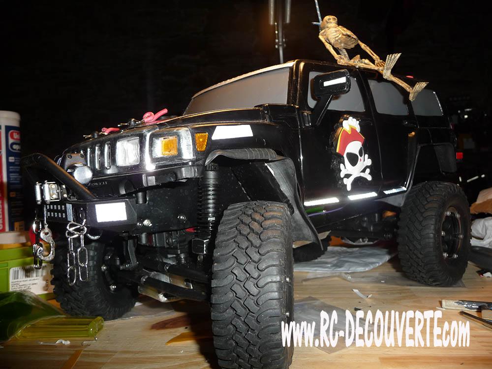 Montage MST CMX Kit : Jeep & Hummer - Page 6 02-mst21