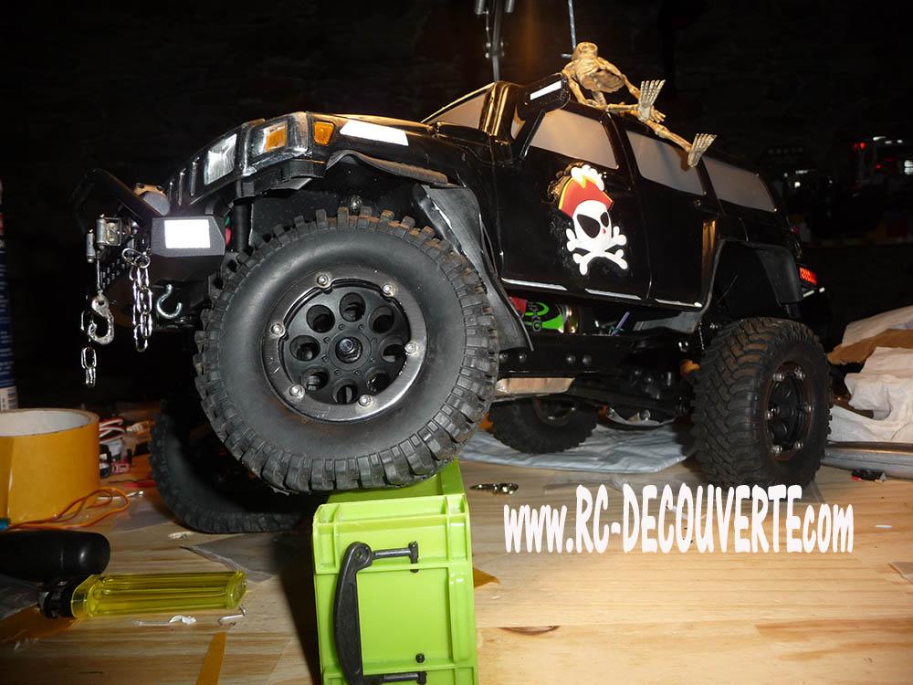 Montage MST CMX Kit : Jeep & Hummer - Page 6 02-mst22