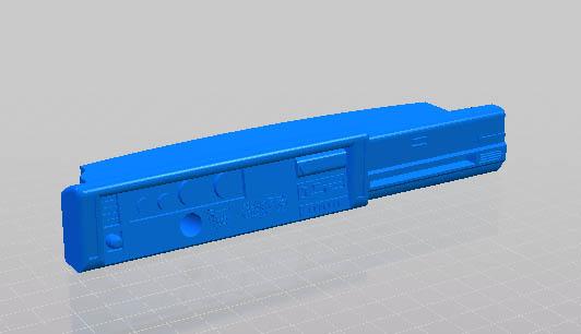 Tableau de Bord 3D pour Scale et Crawler 1/10 031