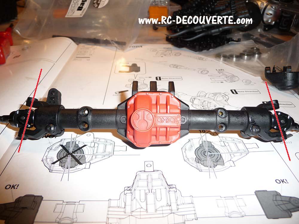 Montage SCX10 II Kit VS RTR : que vaut le SCX10 2 ? 1-mont12
