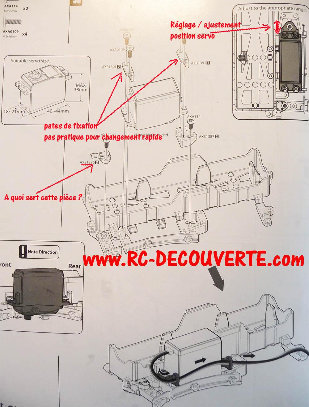 Montage SCX10 II Kit VS RTR : que vaut le SCX10 2 ? - Page 3 11-reg10