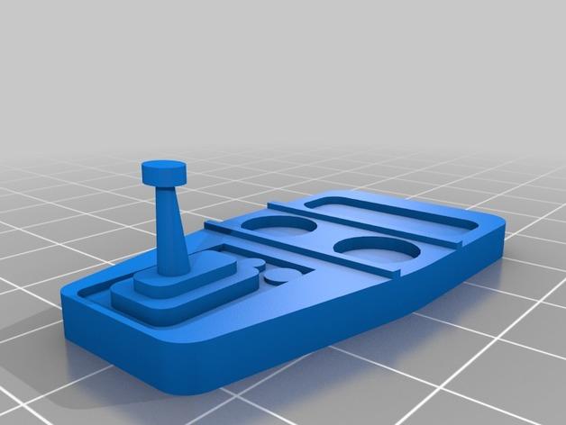 Levier de vitesse 3D pour Scale et Crawler 1/10 112
