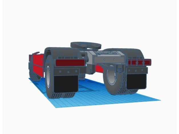 Pare-boue 3D pour Scx10 et tout Scale et Crawler 1/10 1a10