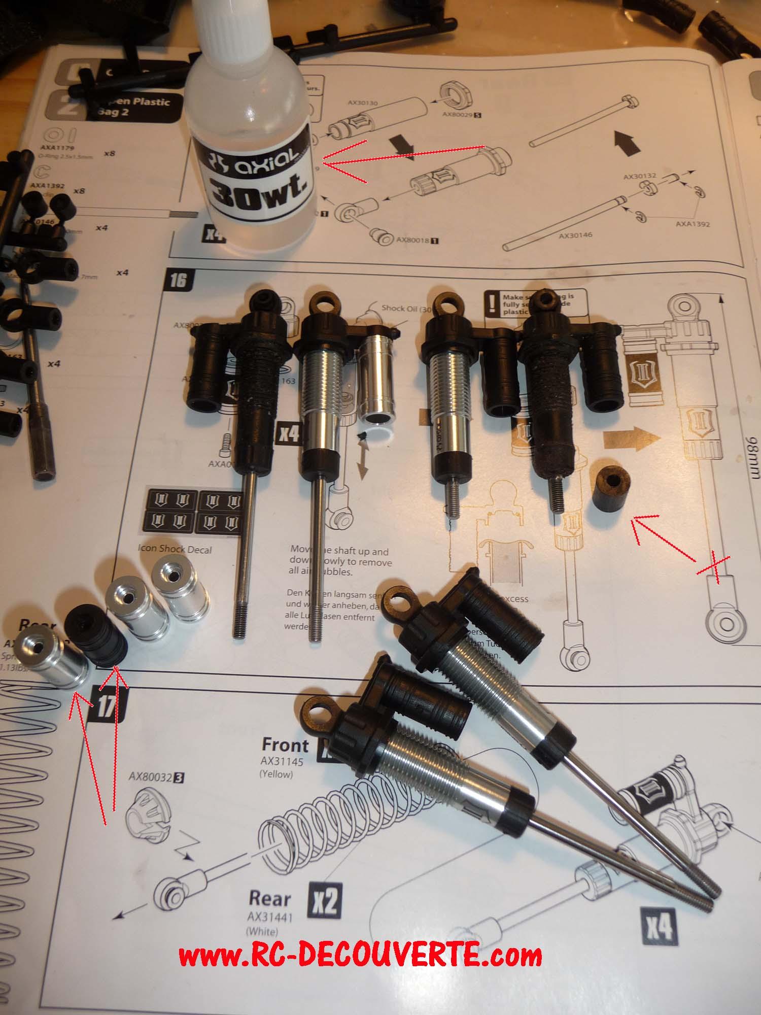 Montage SCX10 II Kit VS RTR : que vaut le SCX10 2 ? 3-susp10
