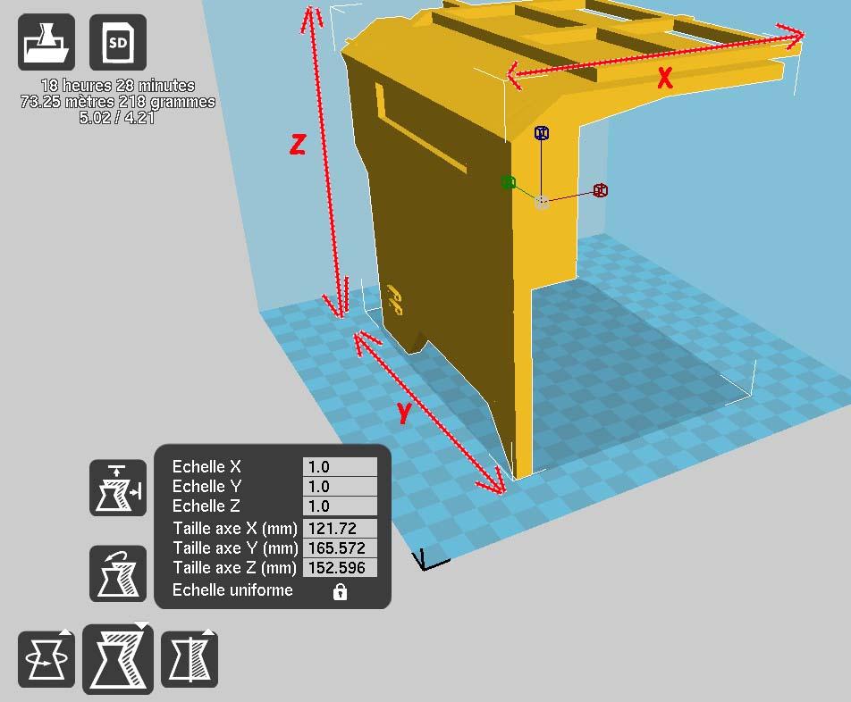 Camion Oshkosh HEMTT 1/10 6x6 3D : Spécial SVA 2018 - Page 4 4-prob11