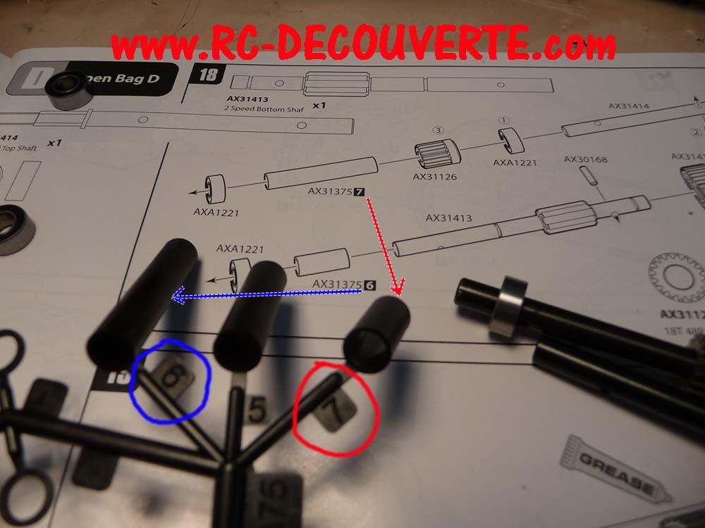 Montage SCX10 II Kit VS RTR : que vaut le SCX10 2 ? 4-tran12