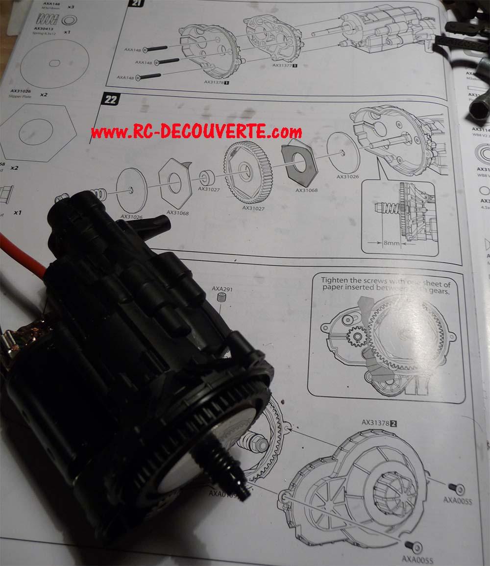 Montage SCX10 II Kit VS RTR : que vaut le SCX10 2 ? - Page 2 4-tran16