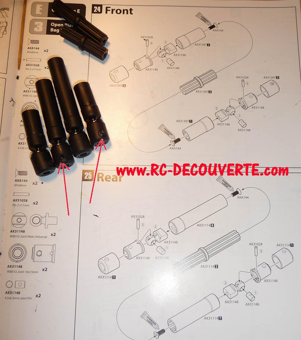 Montage SCX10 II Kit VS RTR : que vaut le SCX10 2 ? - Page 2 5-card10