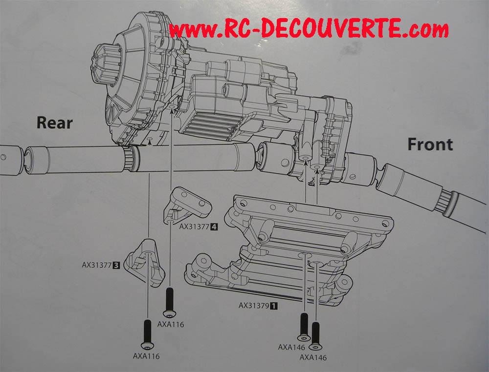 Montage SCX10 II Kit VS RTR : que vaut le SCX10 2 ? - Page 2 6-mont11