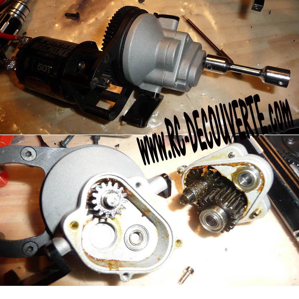 Rc4wd Gelande 2 Land Rover Defender D90 : Présentation et Modification Boite-15