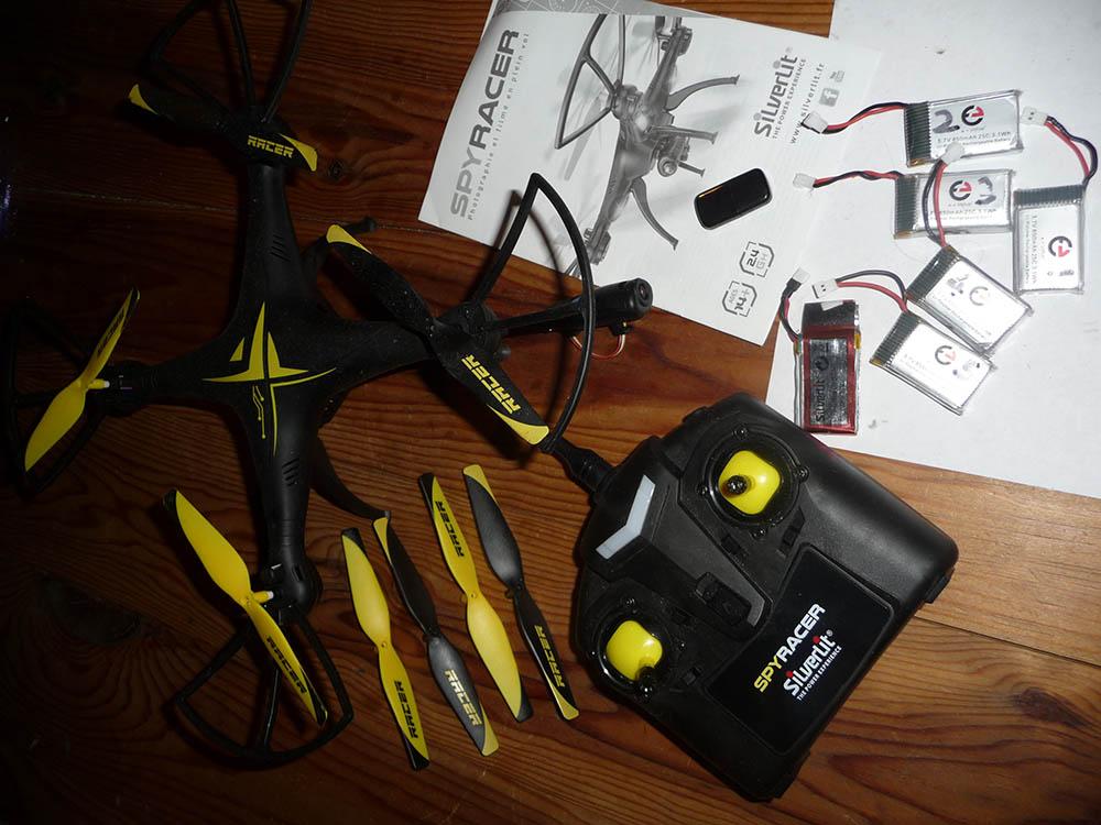 Drone Silverlit Spyracer à Léo Drone-10