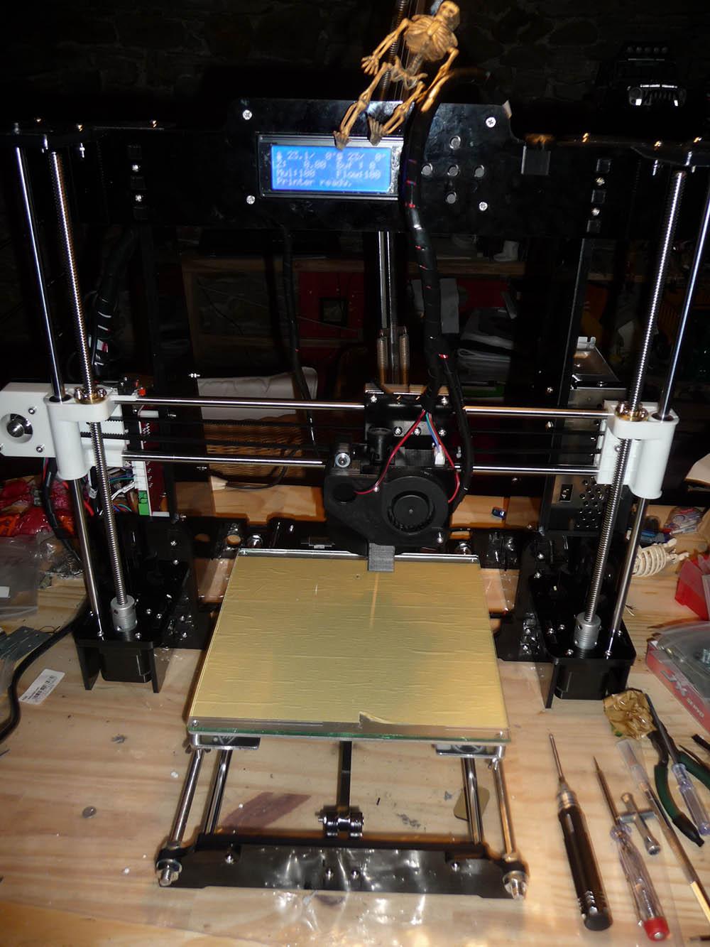 Anet A8 : Installation, Paramétrage et Configuration de mon Imprimante 3D Imprim10