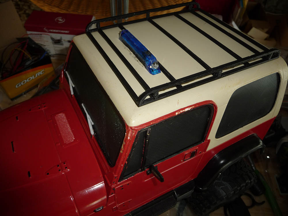 Montage MST CMX Kit : Jeep & Hummer - Page 10 Jeep-g10