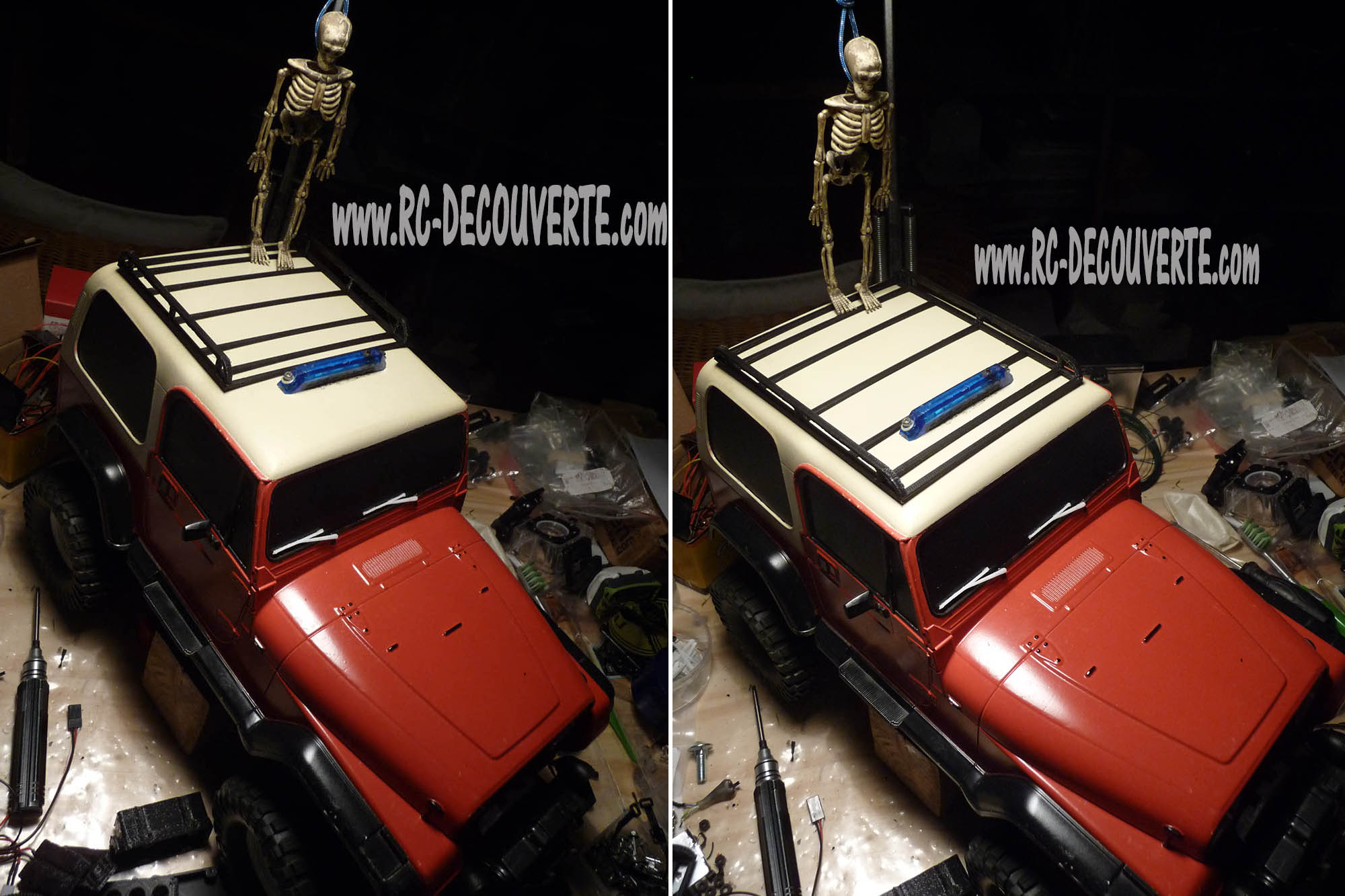 Montage MST CMX Kit : Jeep & Hummer - Page 10 Jeep-g12
