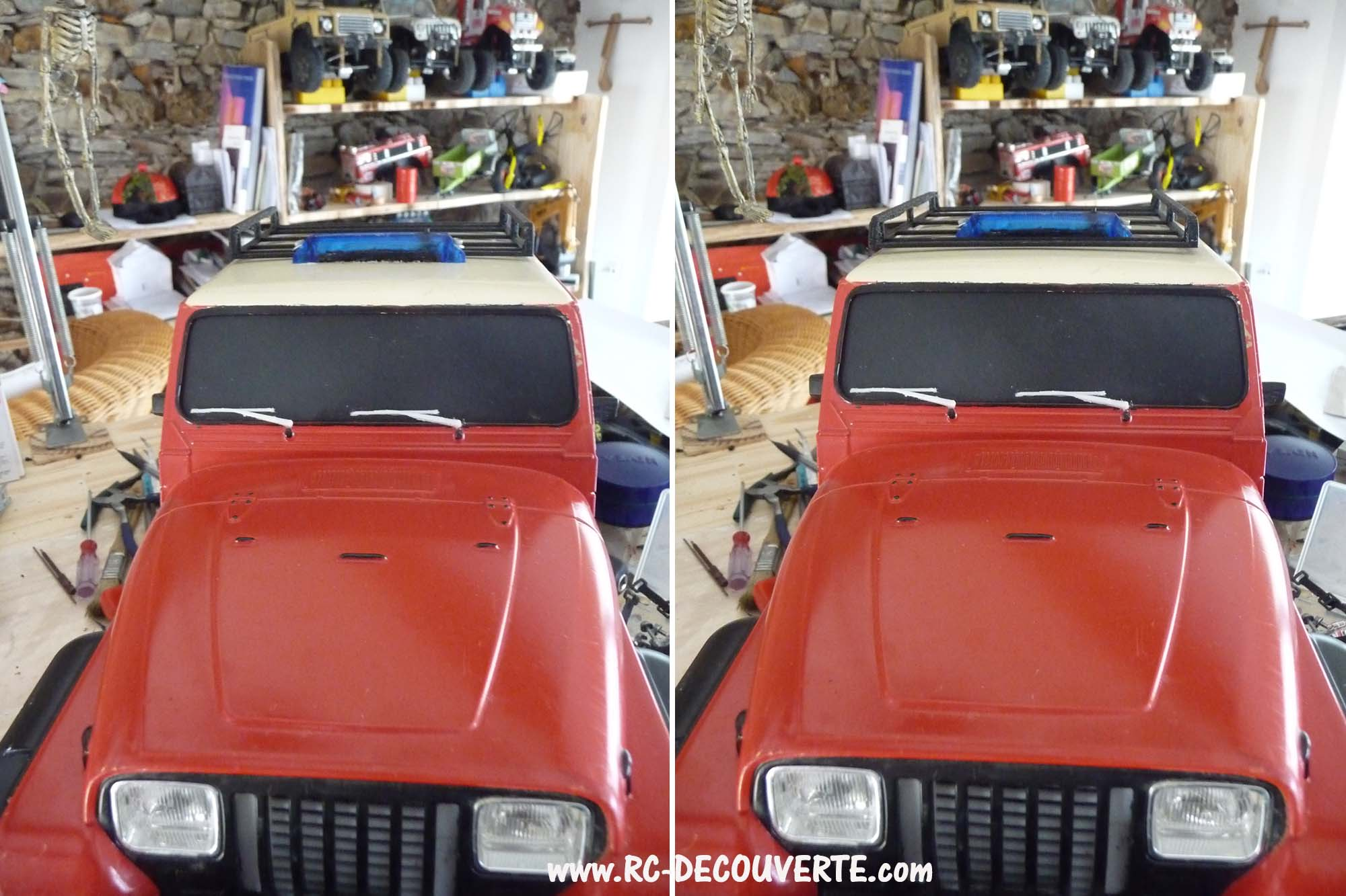 Montage MST CMX Kit : Jeep & Hummer - Page 11 Jeep-g14