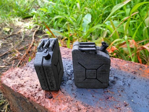Jerricane 3D pour Scale et Crawler 1/10 Jerryc11