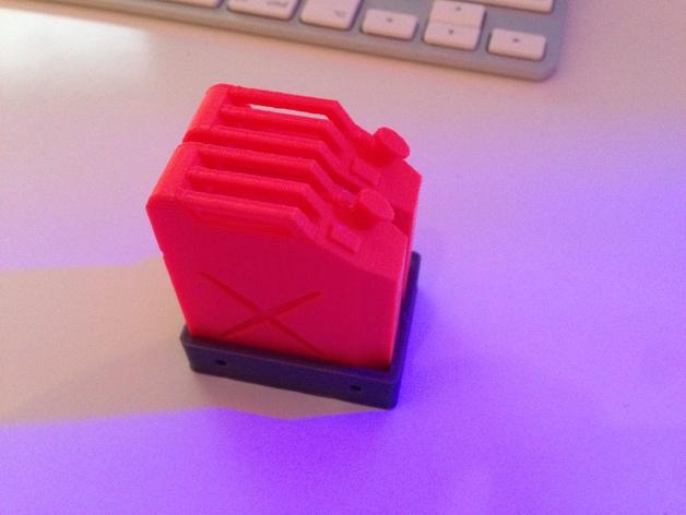 Jerricane 3D pour Scale et Crawler 1/10 Jerryc12