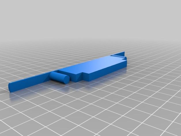 Protection de Carrosserie 3D pour SCX10 et autre Scale et Crawler 1/10 M112