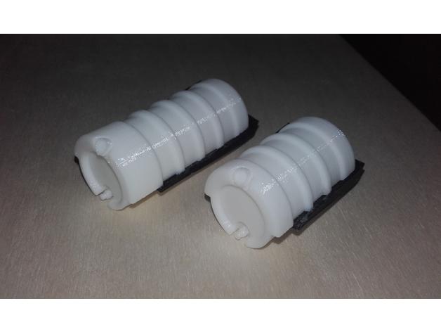 Réservoir à Carburant 3D et Réservoir à Eau 3D pour Scale et Crawler 1/10 M1a16